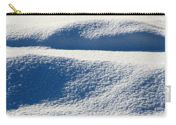 Winter's Blanket Carry-all Pouch