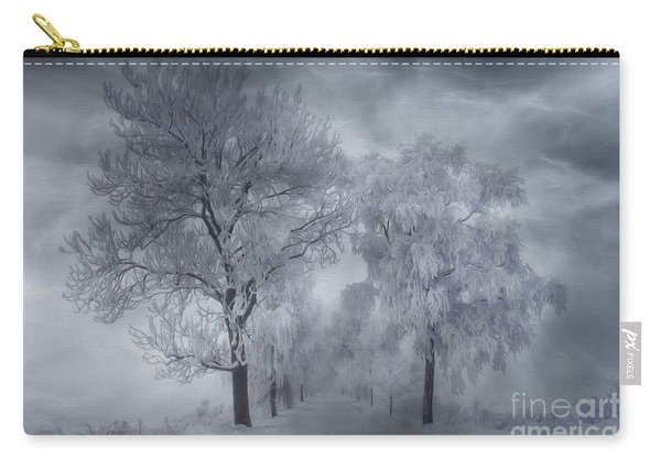 Winter's Magic Carry-all Pouch