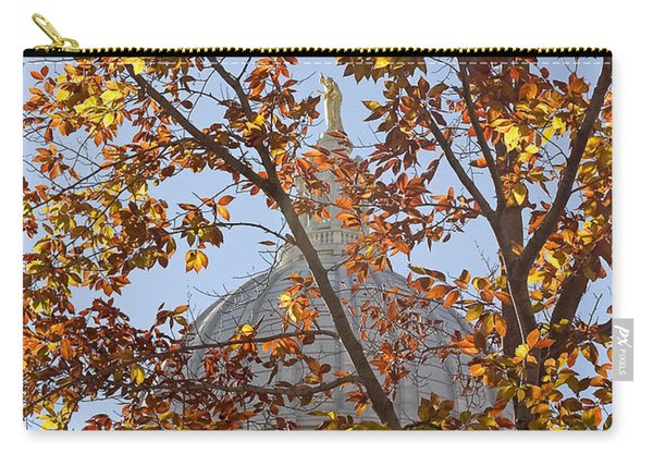 Wisconsin Capitol Carry-all Pouch