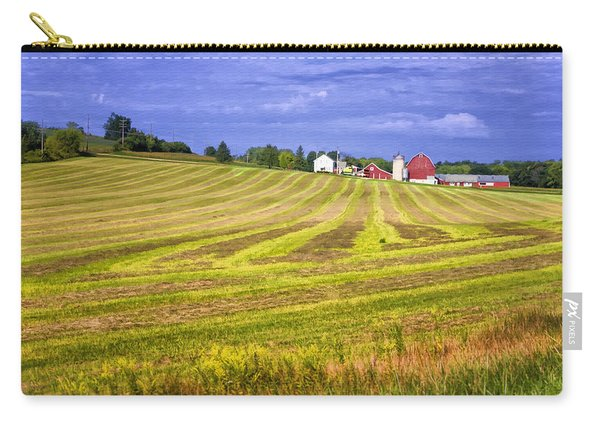 Wisconsin Dawn Carry-all Pouch