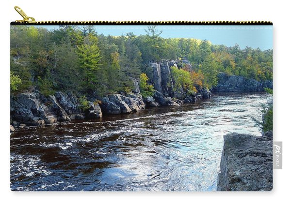 Wisconsin Shores 1 Carry-all Pouch