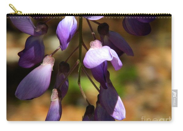 Wisteria 2 Carry-all Pouch