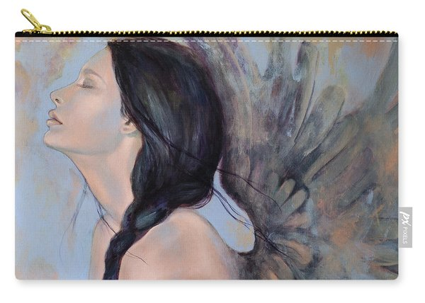 With Ancient Love Carry-all Pouch