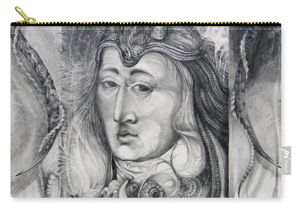 Wizard Of Bogomil's Island - The Fomorii Conjurer Carry-all Pouch