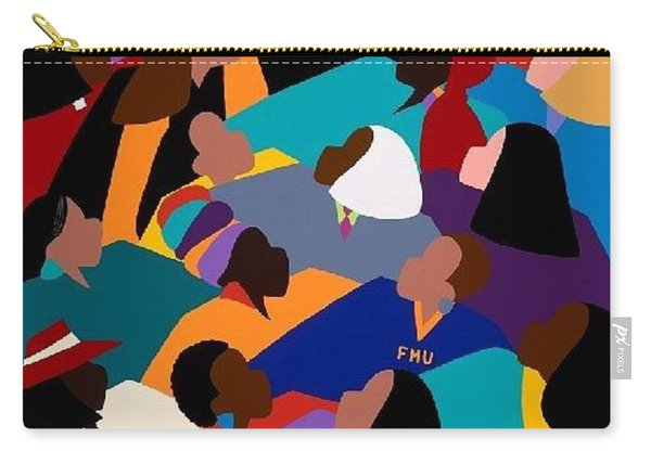 Women Lifting Their Voices Carry-all Pouch