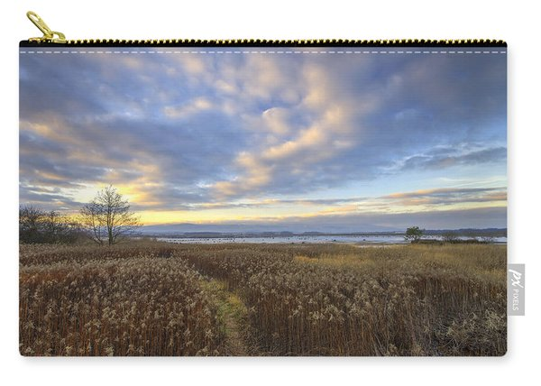 Wonderful Sunset Carry-all Pouch