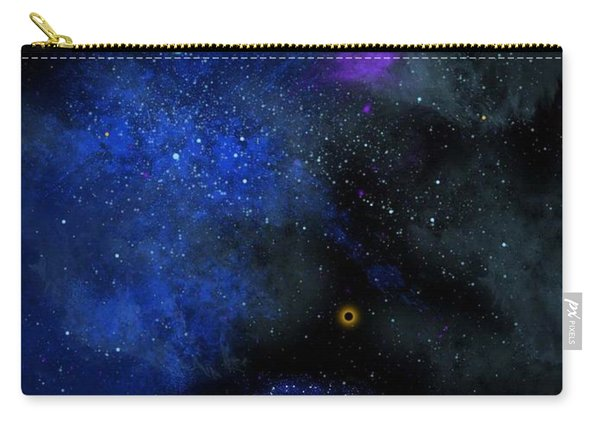 Wonders Of The Universe Mural Carry-all Pouch