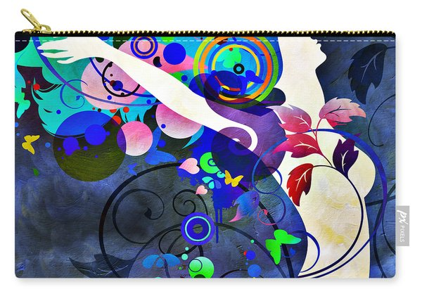 Wondrous Night Carry-all Pouch