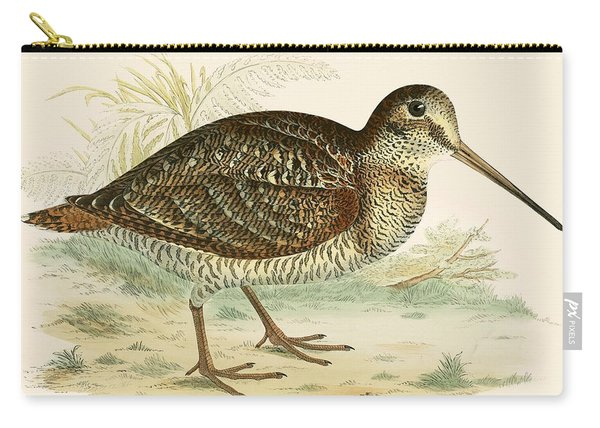 Woodcock Carry-all Pouch