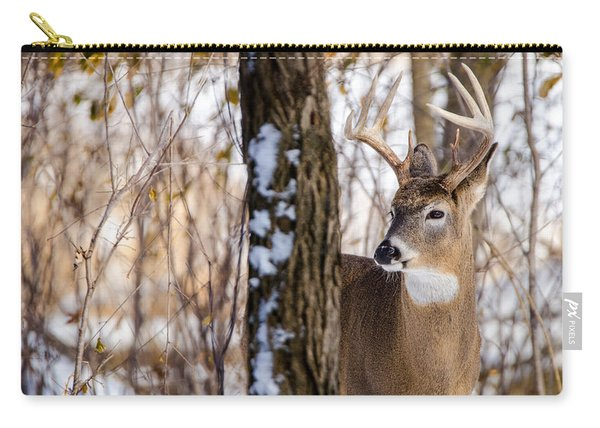 Woodland Outlaw Carry-all Pouch