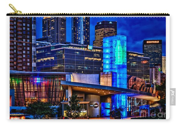 World Of Coca Cola Poster Carry-all Pouch