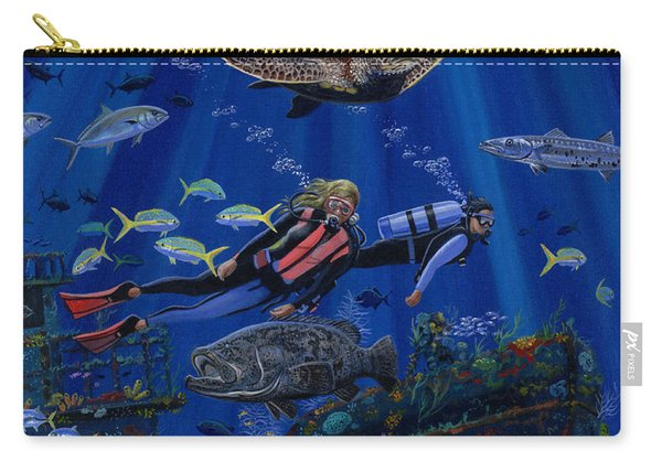 Wreck Divers Re0014 Carry-all Pouch