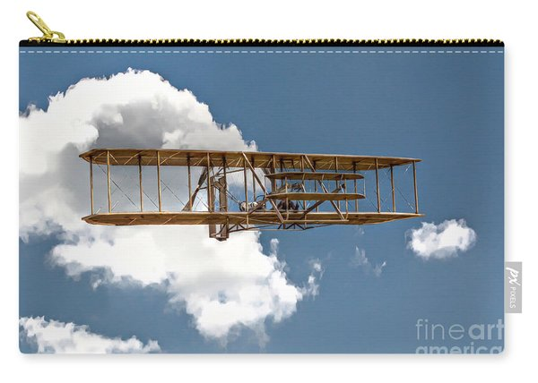 Wright Brothers First Flight Carry-all Pouch