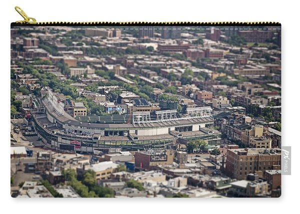 Wrigley Field - Home Of The Chicago Cubs Carry-all Pouch