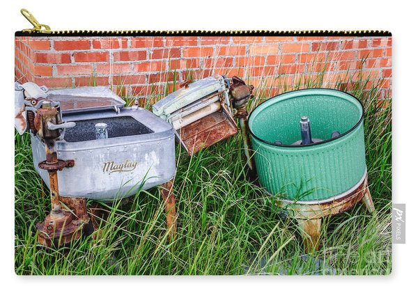 Wringer Washer And Laundry Tub Carry-all Pouch