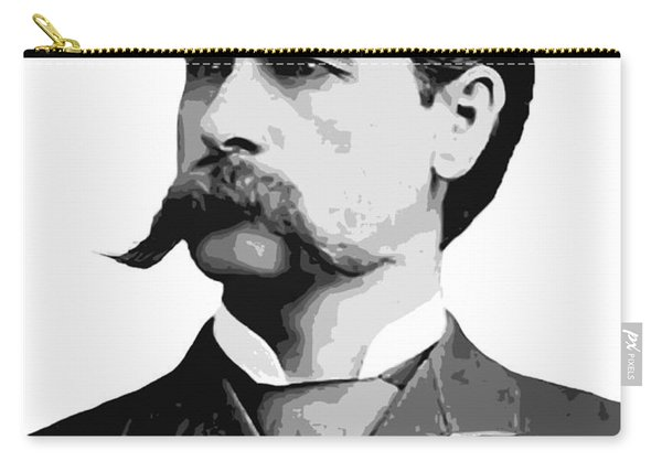 Wyatt Earp Old West Legend Carry-all Pouch
