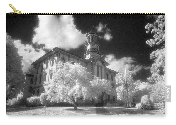 Wyoming County Courthouse Carry-all Pouch