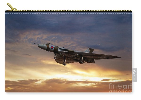 Xh558 End Of A Season  Carry-all Pouch