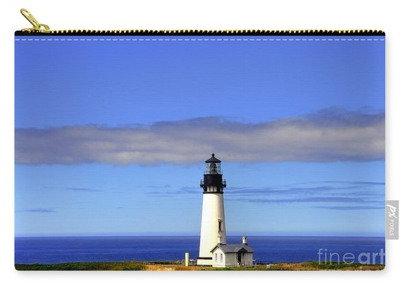 Yaquina Head Light   2 Carry-all Pouch