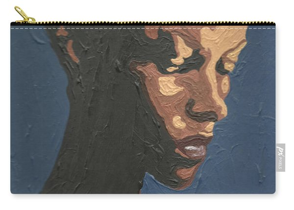 Yasmin Warsame Carry-all Pouch