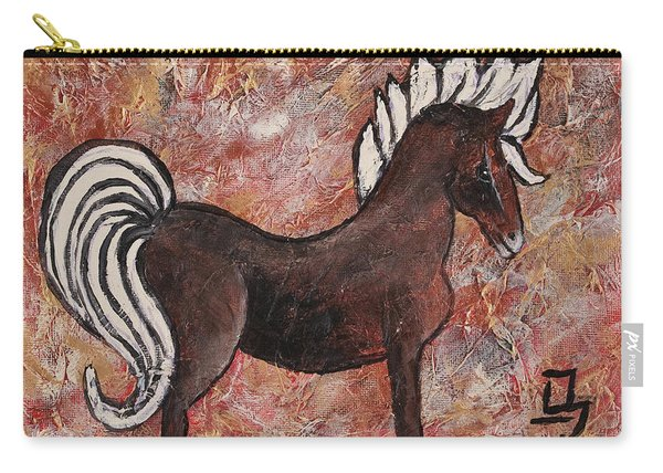 Year Of The Horse Carry-all Pouch