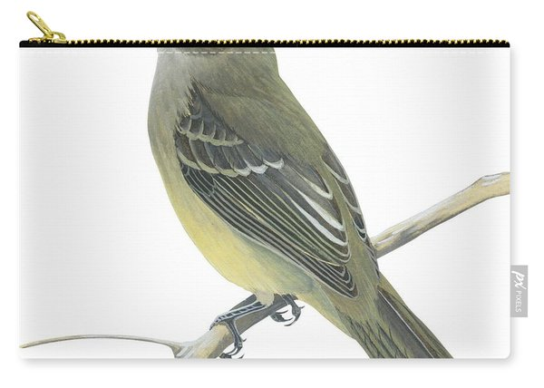 Yellow Bellied Elaenia  Carry-all Pouch