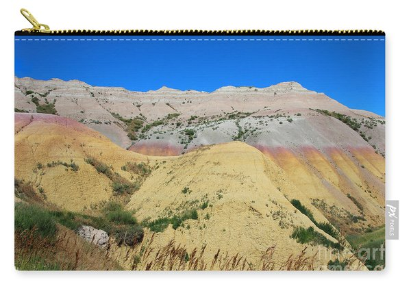 Yellow Mounds Badlands National Park Carry-all Pouch