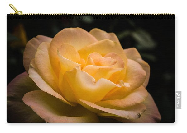 Yellow Ray Of Sunshine Carry-all Pouch