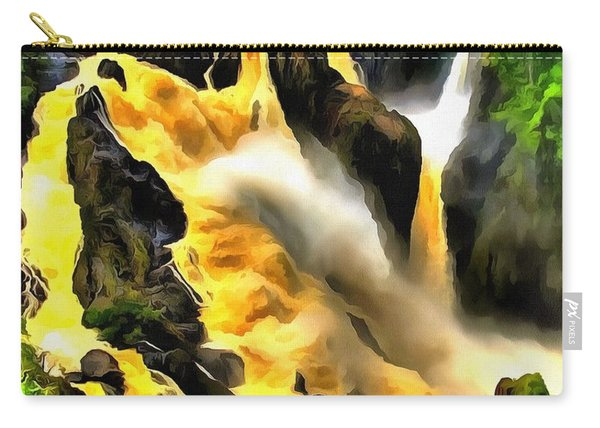 Yellow River Carry-all Pouch