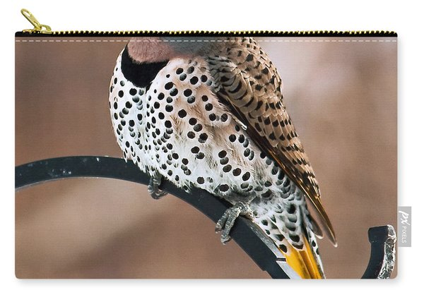 Yellow-shafted Northern Flicker Carry-all Pouch