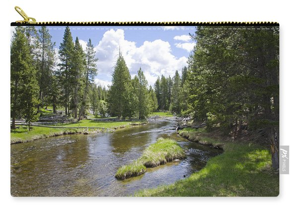 Yellowstone River Carry-all Pouch