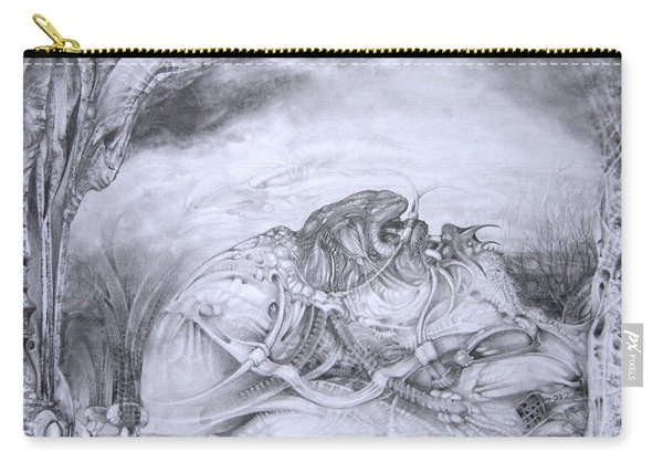 Ymir At Rest Carry-all Pouch