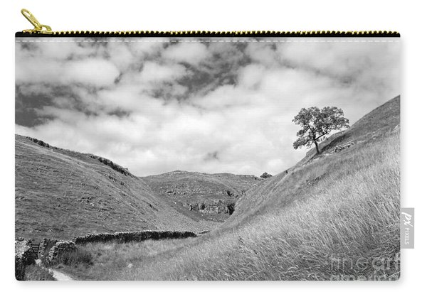 Lone Tree In The Yorkshire Dales Carry-all Pouch
