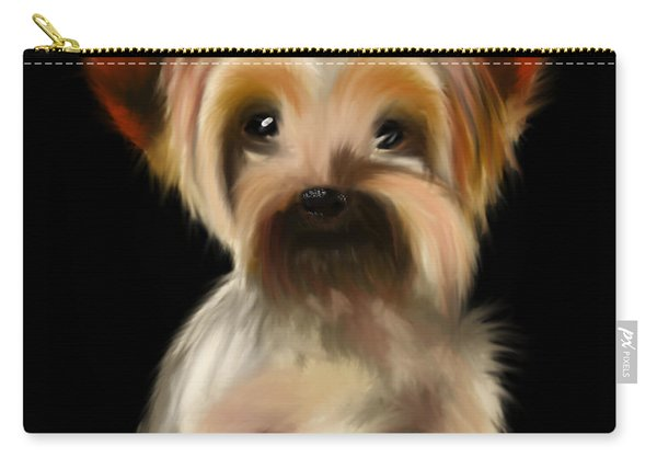 Yorkshire Terrier Pup Carry-all Pouch