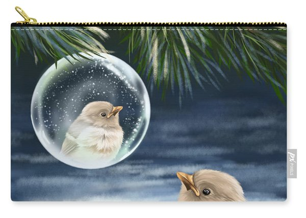Young Bird Carry-all Pouch