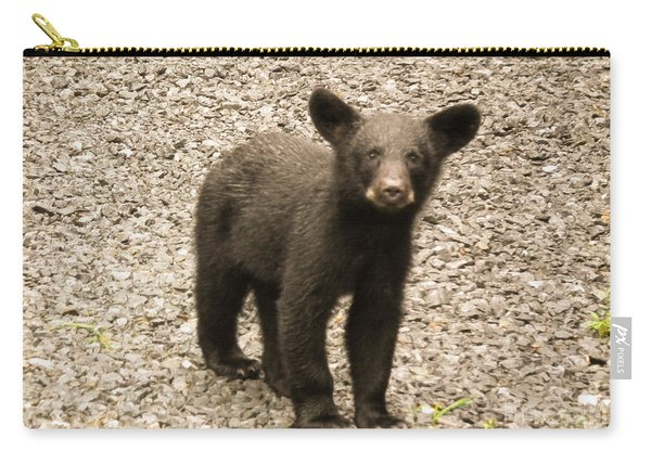 Young Cub Carry-all Pouch
