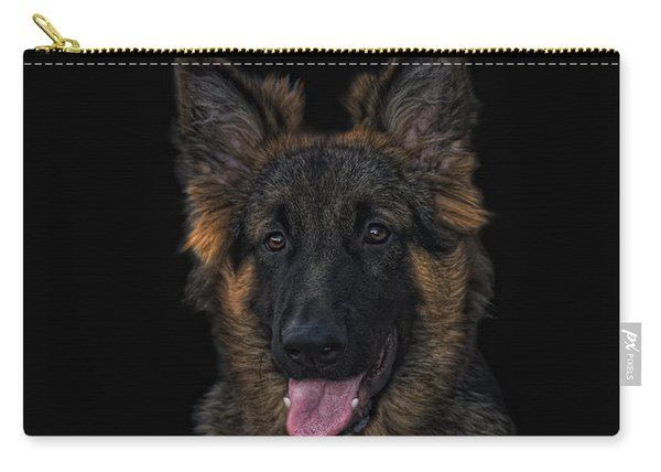 Young Shepherd Carry-all Pouch