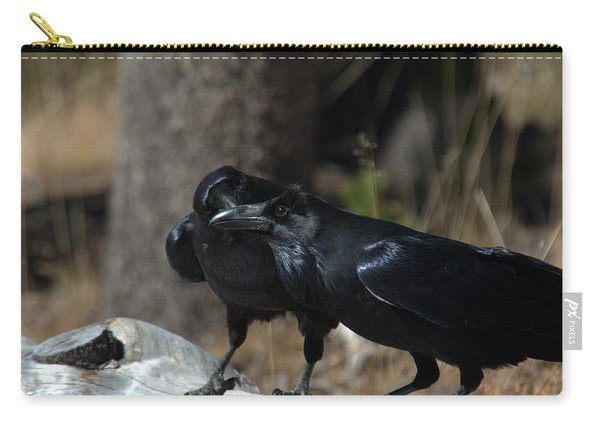 You've Got Something On Your Beak Carry-all Pouch