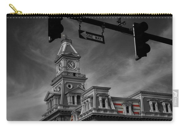 Zanesville Oh Courthouse Carry-all Pouch