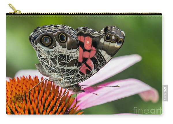 Butterfly Feeding Carry-all Pouch