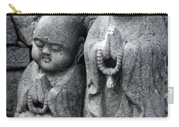 Zen Buddhas - Kyoto Carry-all Pouch