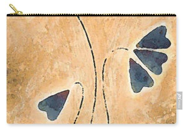 Zen Splendor - Dragonfly Art By Sharon Cummings. Carry-all Pouch