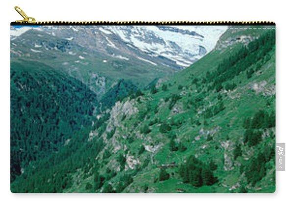 Zermatt, Switzerland Carry-all Pouch