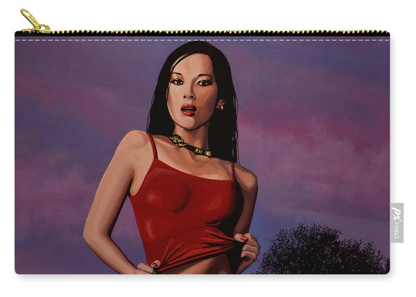 Zhang Ziyi Carry-all Pouch