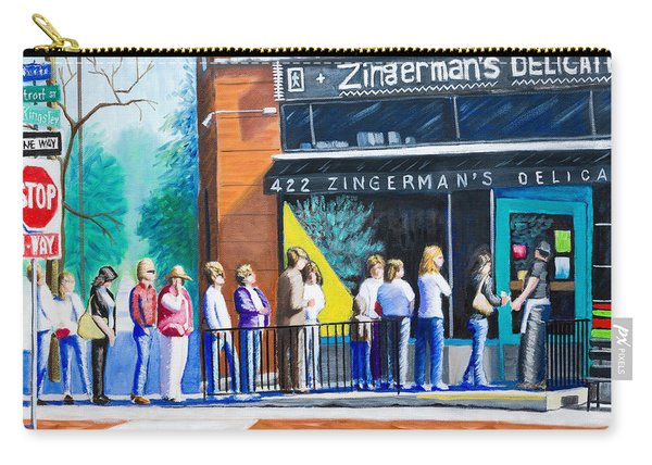Zingerman's Deli Carry-all Pouch