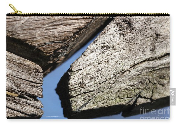 Abstract With Angles Carry-all Pouch