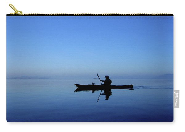 Serenity Surrounds Carry-all Pouch