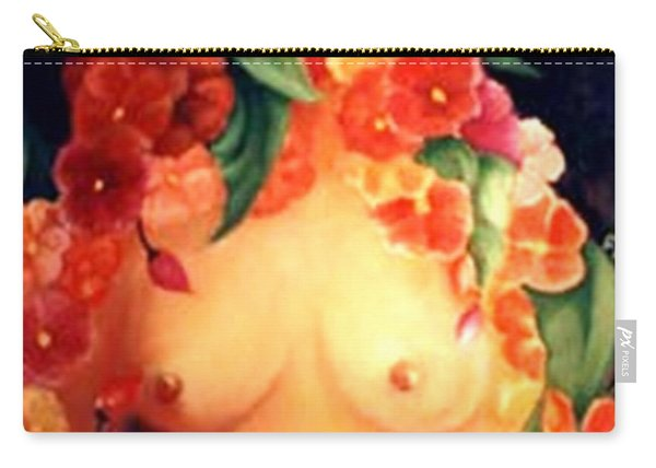 Blooms Carry-all Pouch