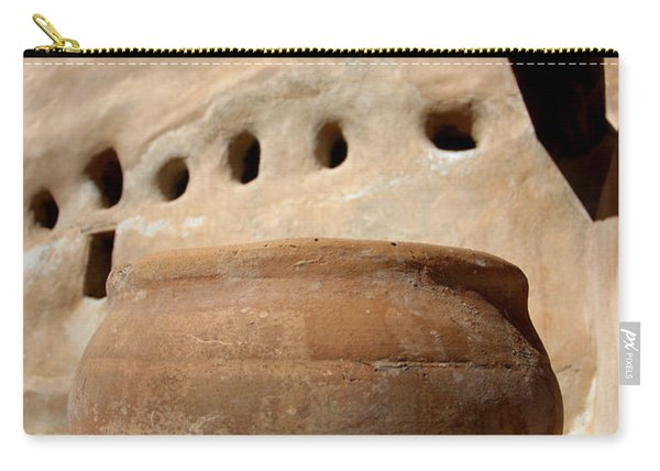 Clay Pot Carry-all Pouch
