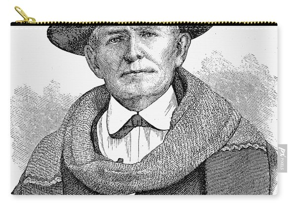John Doyle Lee (1812-1877) Carry-all Pouch
